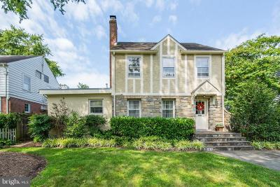 Chevy Chase Single Family Home For Sale: 6812 Georgia Street