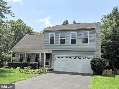 Manassas Single Family Home For Sale: 9579 Sunnyslope Drive