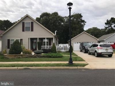 Millville Single Family Home For Sale: 5 Liberty Drive