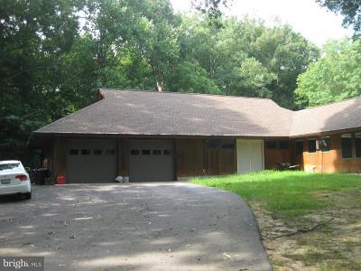 Mechanicsville Single Family Home For Sale: 37710 Chaptico Road
