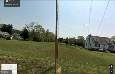 Anne Arundel County Residential Lots & Land For Sale: 1277 Mt Zion Marlboro Road