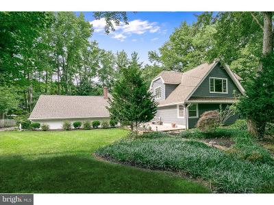 Cherry Hill Single Family Home For Sale: 33 N Riding Drive
