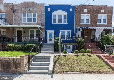 Petworth Townhouse For Sale: 522 Buchanan Street NW
