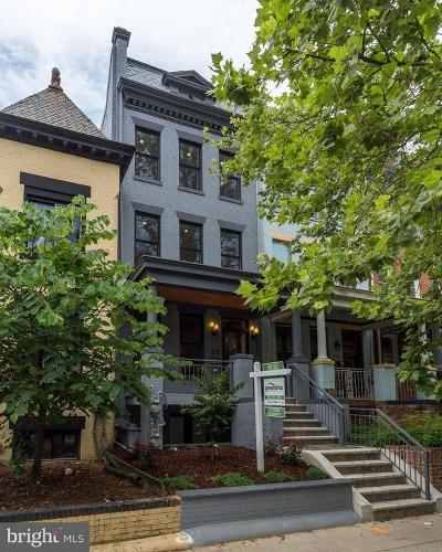 Columbia Heights Multi Family Home For Sale: 1114 Monroe Street NW