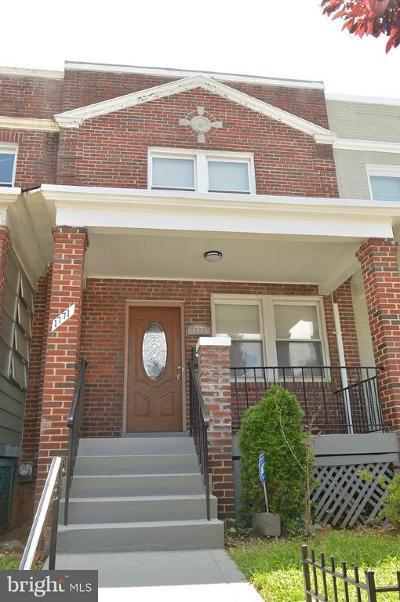 Rental For Rent: 1771 Lyman Place NE