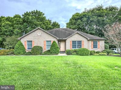 Mechanicsburg Single Family Home For Sale: 45 Mayberry Lane