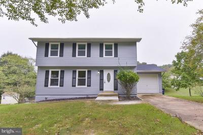 Fort Washington Single Family Home For Sale: 9515 Blanchard Drive
