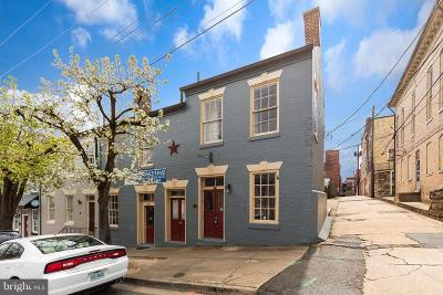 Fredericksburg Townhouse For Sale: 210 George Street