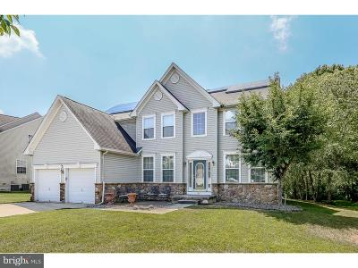 Swedesboro Single Family Home For Sale: 27 Hillside Drive