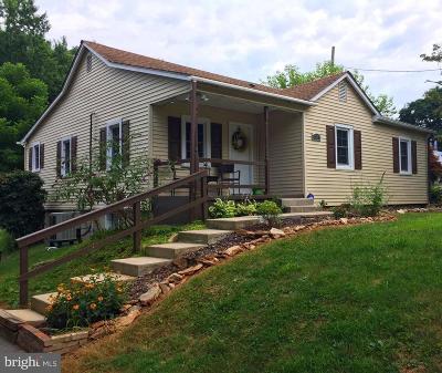 Finksburg Single Family Home For Sale: 2311 Sandymount Road