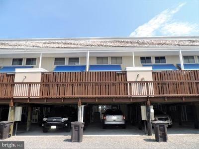 Ocean City Townhouse For Sale: 7101 Atlantic Avenue #9