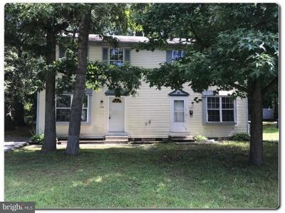 Glassboro Single Family Home For Sale: 129 Higgins Drive