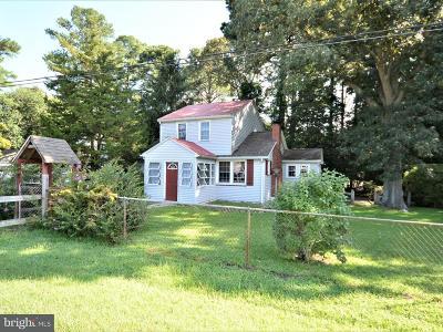 Lewes Single Family Home For Sale: 23189 Camp Arrowhead Road