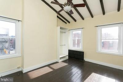 Baltimore City Rental For Rent: 504 Mulberry Street W