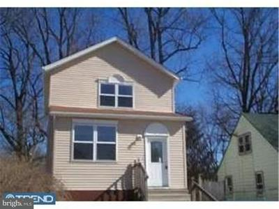 Woodbury Single Family Home For Sale: 242 S Maple Avenue