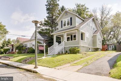 Hamden, Hamilton, Hamilton Area, Hamilton-Lauraville, Hamilton/Parkville, Hamilton/Rosemont East, Hamiltowne Single Family Home For Sale: 5505 Alban Avenue