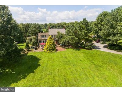 Bucks County Farm For Sale: 5291 Durham Road