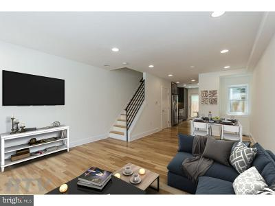 Point Breeze Townhouse For Sale: 2234 Sigel Street