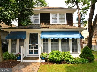 Rehoboth Beach Single Family Home For Sale: 101 Stockley Street