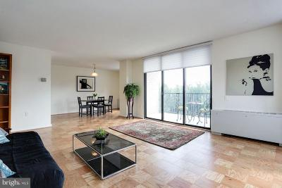 Chevy Chase Condo For Sale: 4242 East West Highway #815