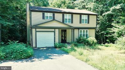 Manassas VA Single Family Home Active Under Contract: $275,000