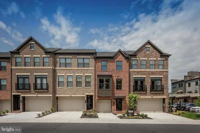 Fairfax, Fairfax Station Townhouse For Sale: Goldenwave Court