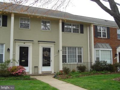 Alexandria City Condo For Sale: 2512 Dearing Street