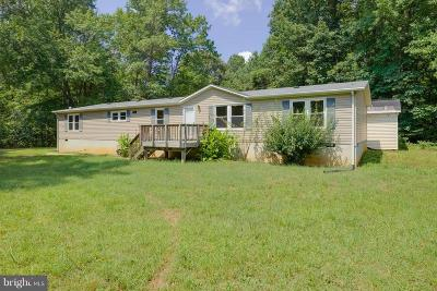 Woodford Single Family Home For Sale: 6067 Caroline Village Road