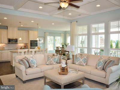 Rehoboth Beach Single Family Home For Sale: Tbd Taramac Drive