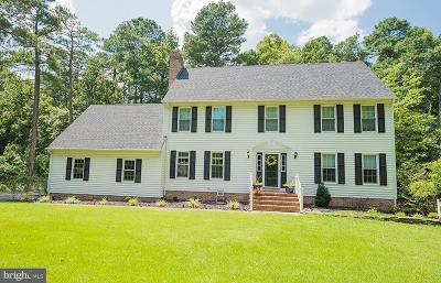 Salisbury Single Family Home For Sale: 3800 Devonshire Drive