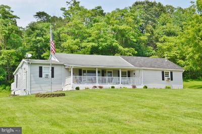 Single Family Home For Sale: 2301 Ridge Hollow Road