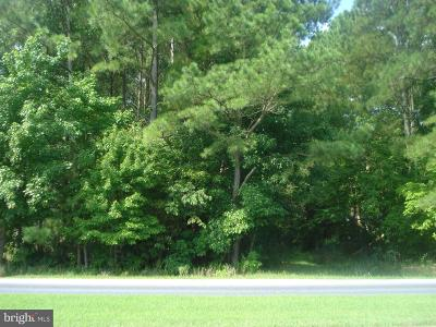 Ocean Pines Residential Lots & Land For Sale: 598 Ocean Parkway