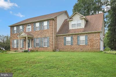 Waldorf Single Family Home For Sale: 10839 Constitution Drive