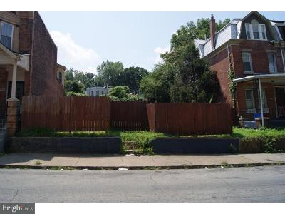 Residential Lots & Land For Sale: 5312 Wakefield Street
