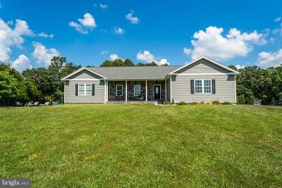 Culpeper County Single Family Home For Sale: 6071 Boston Ridge Court