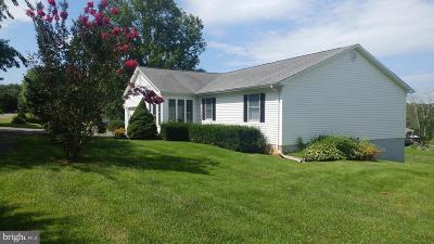 Warrenton Single Family Home For Sale: 8040 Frytown Road