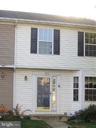 Carroll County Rental For Rent: 800 Medinah Circle