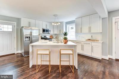 Takoma Park Single Family Home For Sale: 136 Sheridan Street NE
