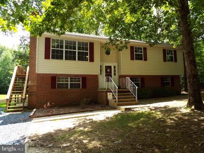 Mechanicsville Single Family Home For Sale: 26880 Tin Top School Road