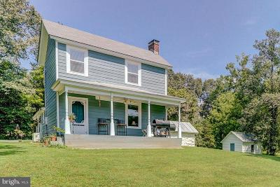 Albemarle County Single Family Home For Sale: 4578 Burnley Station Road