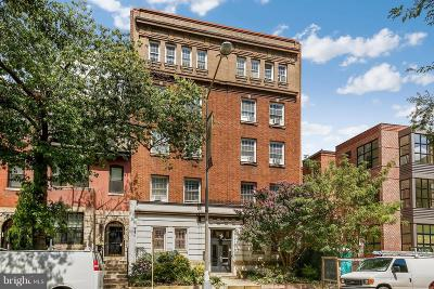 Dupont Condo For Sale: 1705 P Street NW #1
