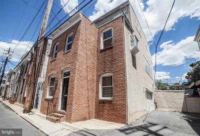 Canton, Federal Hill, Federal Hill Area, Federal Hill;, Federall Hill, Fell Point, Fells Point, Fells Point Upper, Inner Harbor Single Family Home For Sale: 521 Regester Street