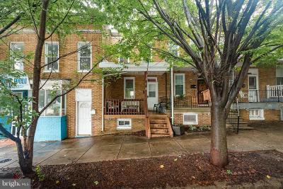 Baltimore City Rental For Rent: 3602 Malden Avenue