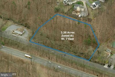Frederick County Residential Lots & Land For Sale: Berryville Pike