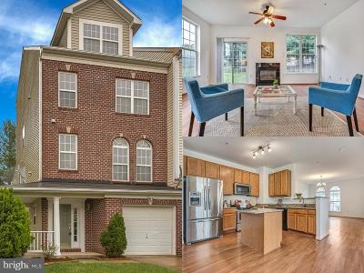 Frederick Townhouse Active Under Contract: 5527 Upper Mill Terrace N