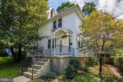 Roland Park Single Family Home For Sale: 729 Gladstone Avenue