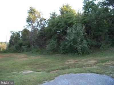 Frederick County Residential Lots & Land For Sale: Gun Club Road