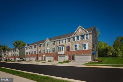 Fredericksburg Townhouse For Sale: Landing Drive