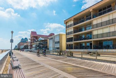Ocean City Single Family Home For Sale: 2009 Atlantic Avenue #16