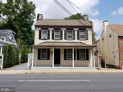 Frederick Single Family Home For Sale: 459 South Street